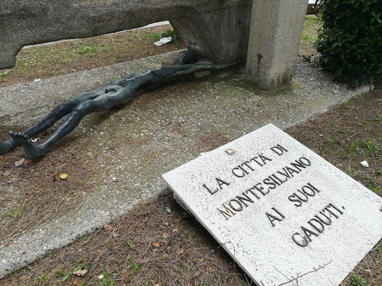 Montesilvano, raccolta firme per il monumento ai Caduti in Piazza Diaz