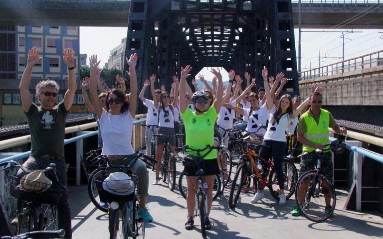PescaraBici torna con il Tour dei Ponti: la 'ciclopasseggiata' per le vie della città
