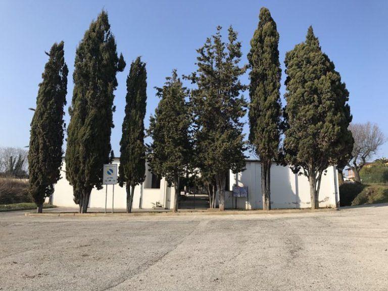 Martinsicuro, manutenzione e bonifica eternit: lavori al cimitero di Villa Rosa