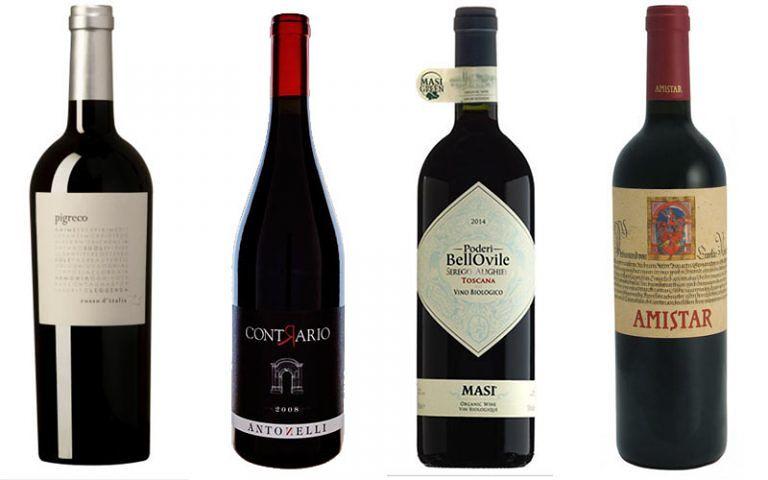 Vini rossi al di fuori degli schemi – Degustazione alla cieca