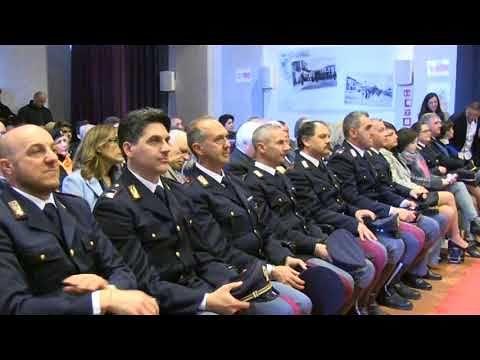 Giulianova, i 166 anni della Polizia di Stato (NOSTRI SERVIZI)
