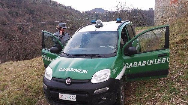 Carsoli, traffico illecito di rifiuti: discarica sequestrata e 6 denunciati