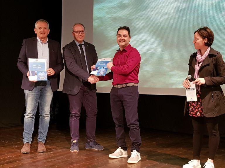 Guardie Ambientali d'Italia: consegnato a Pineto il premio per 'Effetto Riserva'