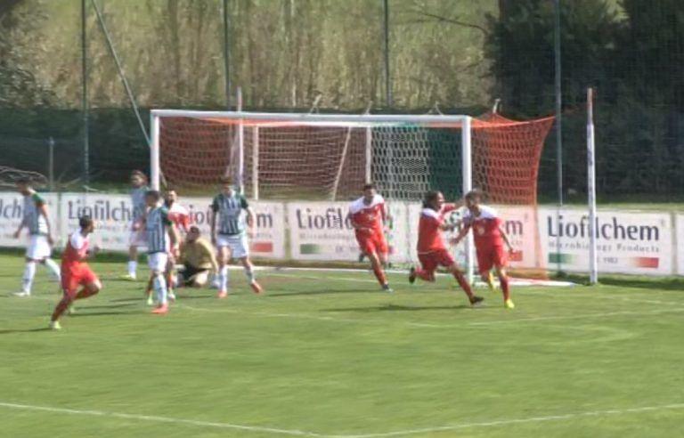Serie D, la Virtus San Nicolò getta alle ortiche la vittoria: 2-2 con l'Avezzano. Paura per Tariuc