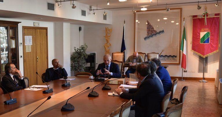 Salvataggio tribunali minori: Di Pangrazio ascolta in commissione il sindaco di Avezzano