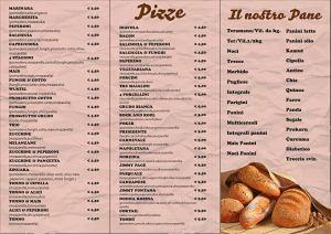 Antico Forno: Il Martedì e la domenica pizza al piatto a soli 3 euro| Sant'Omero