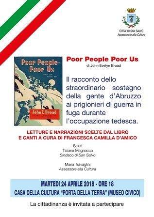 Il Comune di San Salvo celebra il 73° anniversario della Liberazione