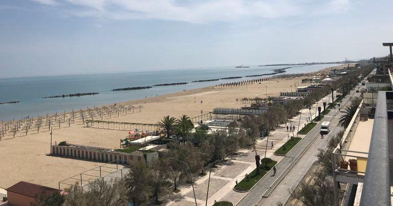 Pescara, riviera nord: ripartono i lavori