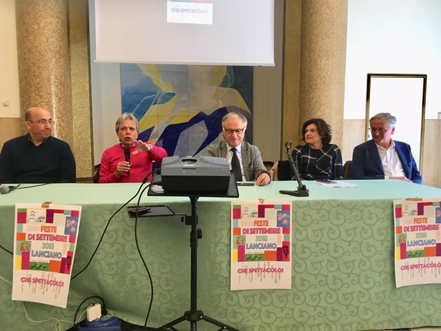 Lanciano, Massimo Ranieri alle Feste di Settembre