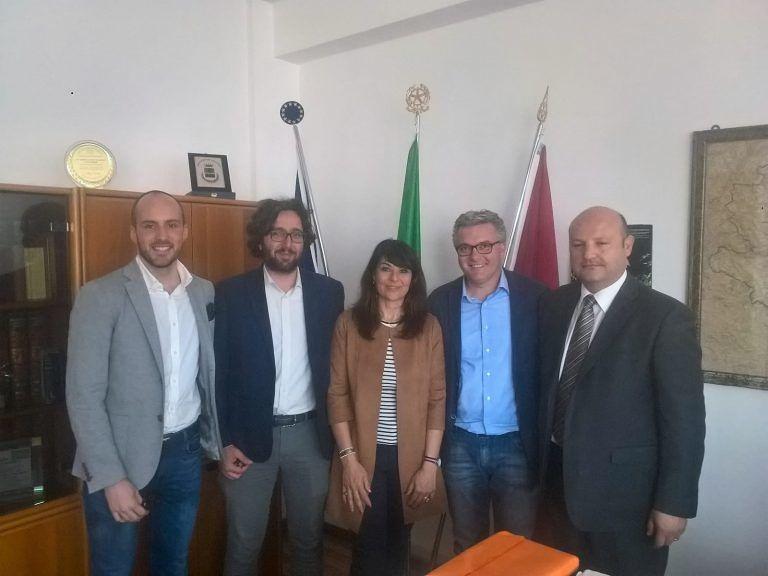 Tordino, 300mila euro per la manutenzione del ponte ciclopedonale