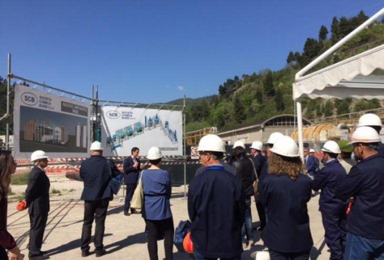 Bussi, la Scb investe 25 milioni di euro per depurare le acque