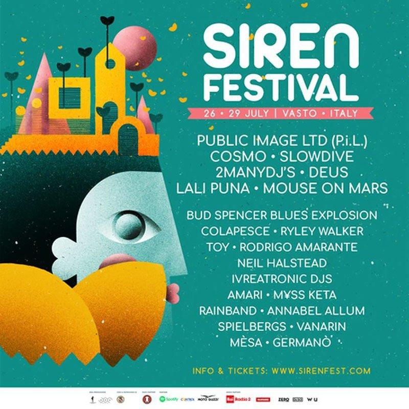 sirenfestival Vasto
