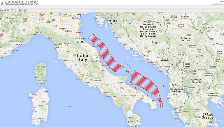 Trivelle in Adriatico: flash mob in 5 regioni. Le iniziative