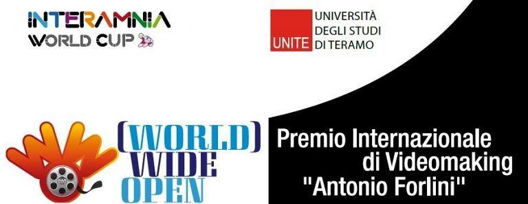 Teramo, Premio Internazionale di Videomaking World Wide Open