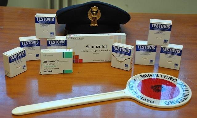 Commercio di sostanze anabolizzanti, arresti a Martinsicuro ed Alba Adriatica