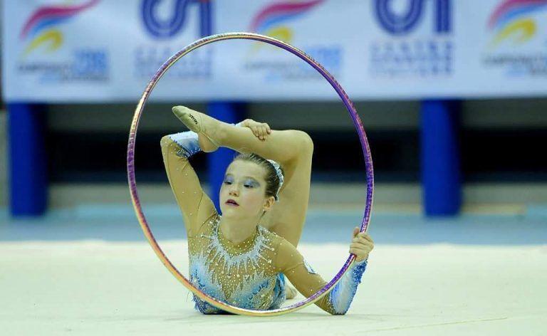 L'Abruzzo brilla al campionato nazionale di ginnastica ritmica del CSI