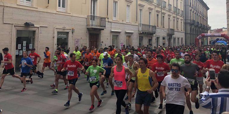 Teramo tra virtù e Maratonina Pretuziana FOTO