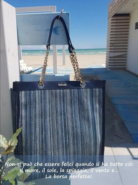 RIPANI: It-Bag morbida, pratica, leggera| Tortoreto
