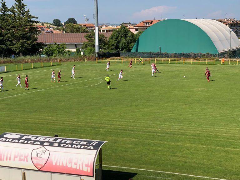 Il San Nicolò conserva la Serie D: battuta la Jesina 2-1