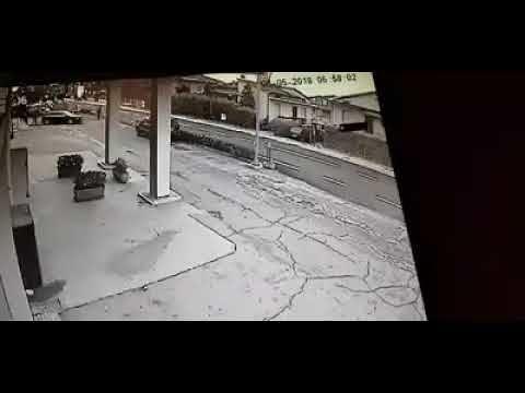 Roseto, fallisce l'assalto alle slot nel bar di San Giovanni VIDEO