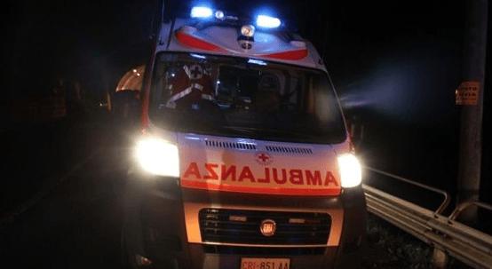 Scafa, auto fuori strada: muore una donna, ferita la figlia