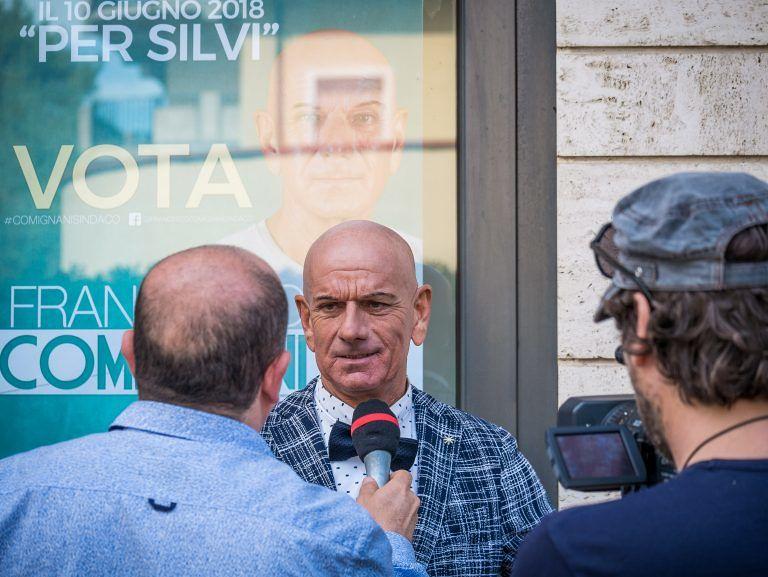 Elezioni Silvi, presentato il progetto del candidato sindaco Francesco Comignani FOTO