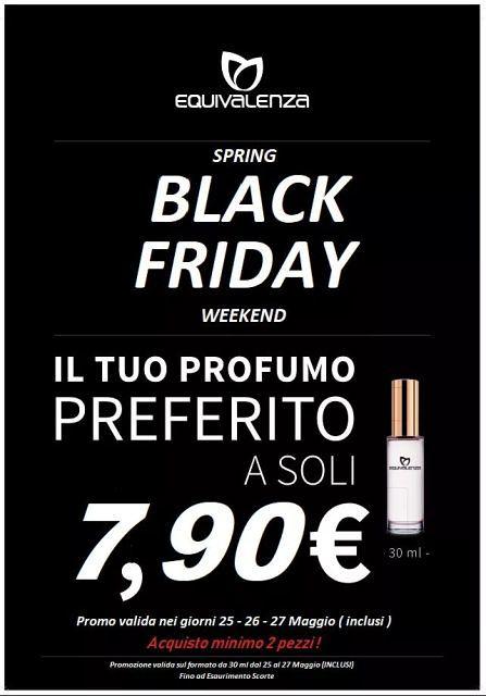 Equivalenza: il tuo profumo preferito a soli 7,90€| Teramo-Pescara