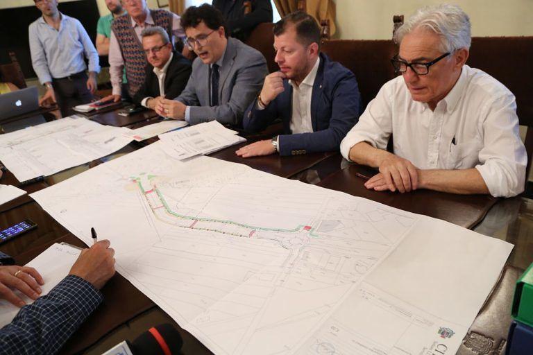 Pescara, sì della Giunta al progetto per il completamento della strada Pendolo