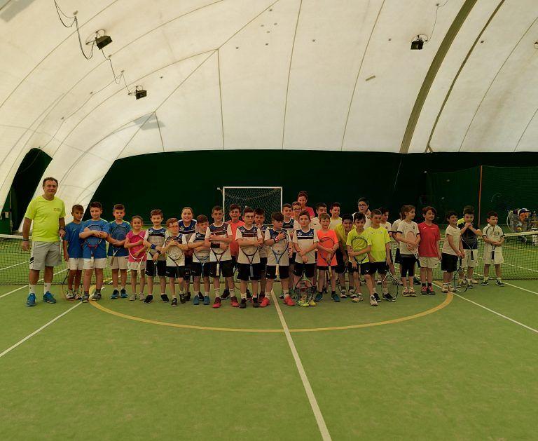 Ultima tappa del Fit Junior al Circolo Tennis Silvi