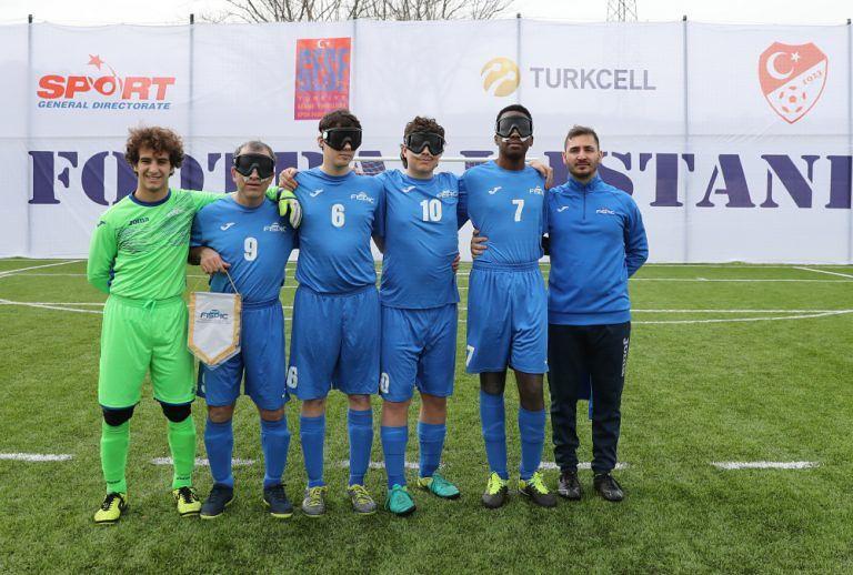 Silvi ospita il I Torneo Internazionale di calcio a 5 per non vedenti