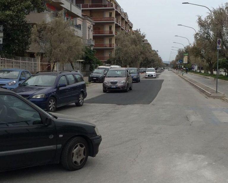 Pescara, lavori Riviera nord: riaperto il secondo tratto