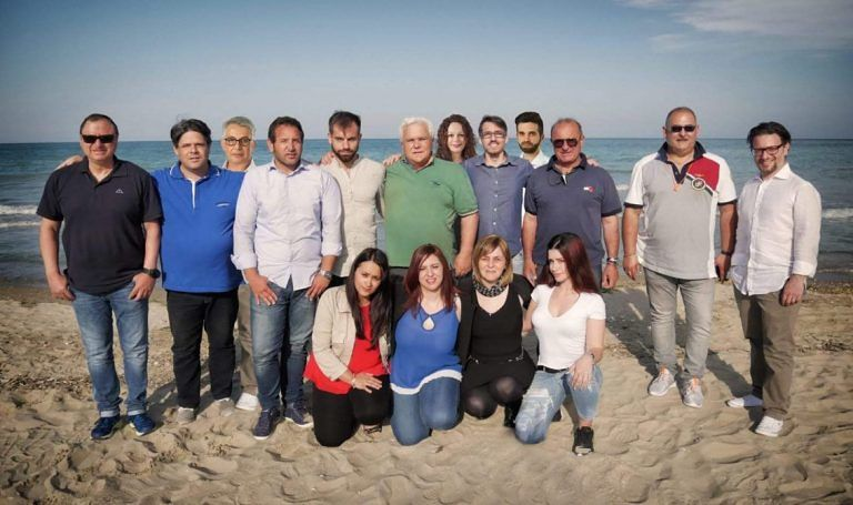 Elezioni, Gabriele Viviani (Alba popolare) presenta la sua squadra