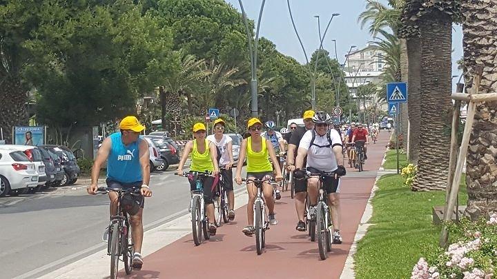 """Teramo, la Fiab """"ricorda"""" al Comune che ci sono finanziamenti per corsie ciclabili"""