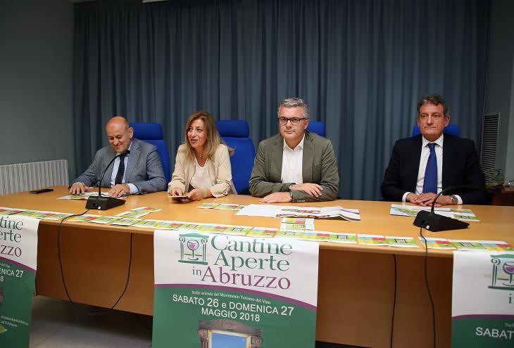 Cantine Aperte in Abruzzo: in 34 aderiscono all'iniziativa VIDEO