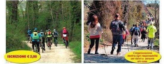 """Tortoreto, a Salino la seconda edizione della """"ciclo-camminata ecologica"""""""