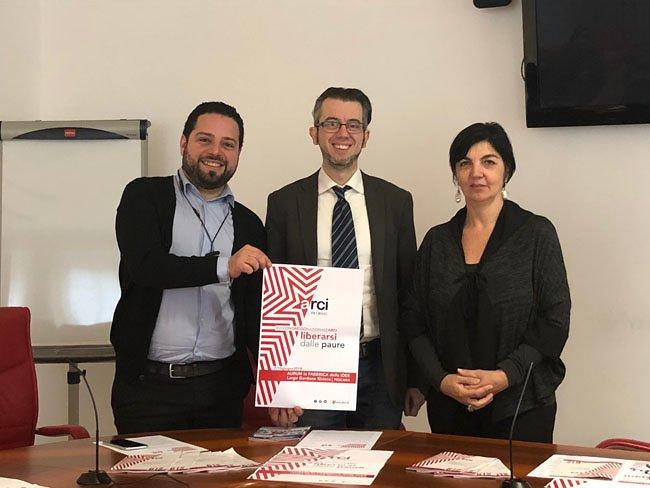 A Pescara il Congresso nazionale dell'Arci: IL PROGRAMMA