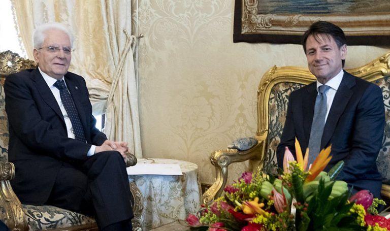 Governo: Giuseppe Conte ha ricevuto l'incarico di formare il nuovo esecutivo