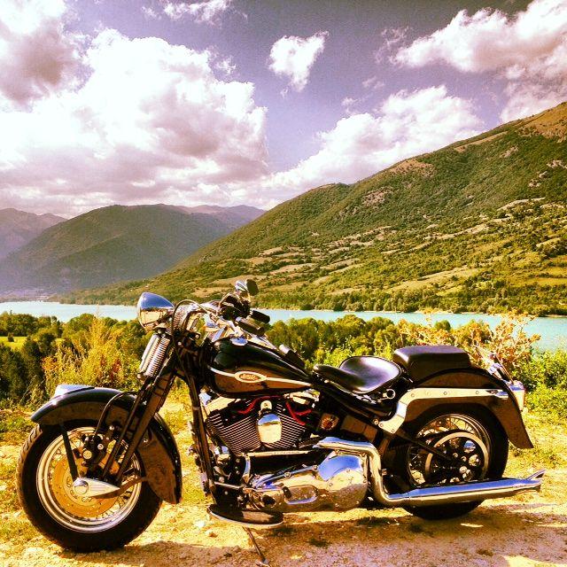 """Pescara ospita la nona edizione del """"Run Dannunziano"""": raduno di Harley Davidson"""
