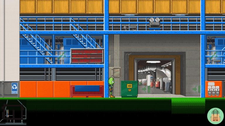 Alieno Zot: il primo videogioco ambientato nei Laboratori del Gran Sasso