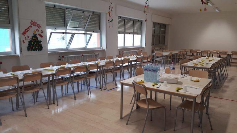 Spoltore, Santa Teresa: inaugurata la nuova mensa della scuola 'Fagnani'