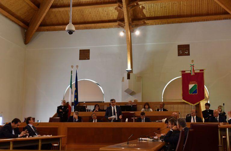 I lavori del consiglio regionale: approvata risoluzione per i lavoratori di Sistema