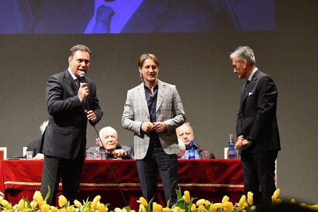 Chieti, Premio Prisco: a settembre cerimonia 'bis' per Fabio Quagliarella
