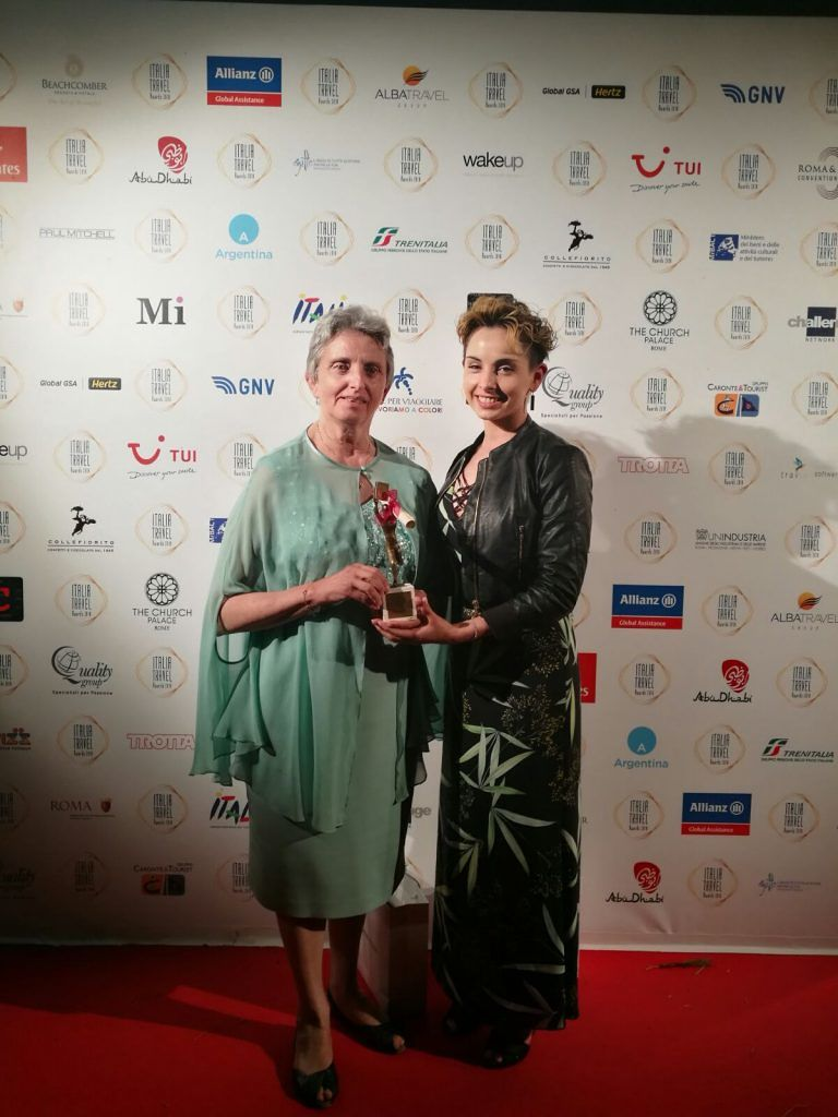 """Martinsicuro, turismo accessibile: Travel Award per La """"Rosa Blu"""""""