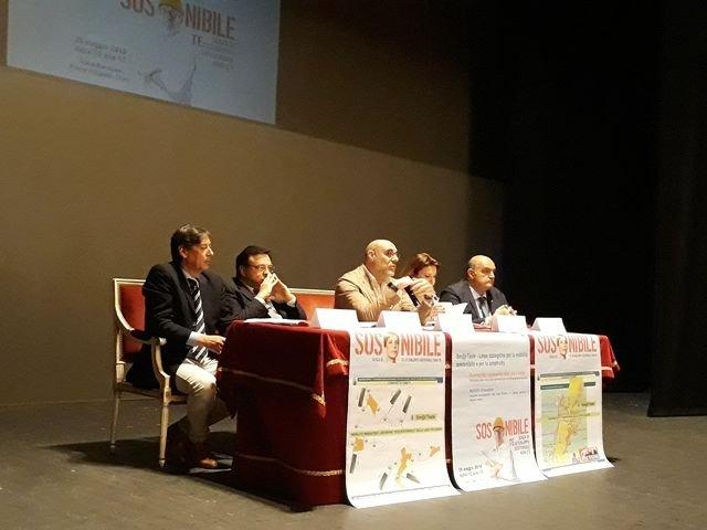 Chieti, successo per la tappa nazionale del 'Festival dello Sviluppo Urbano Sostenibile'