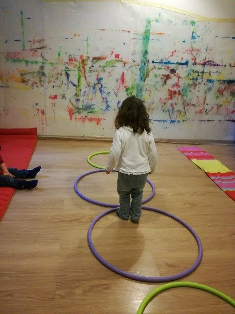 Nido Sirena: l'importanza dell'attività fisica nei bambini  Tortoreto
