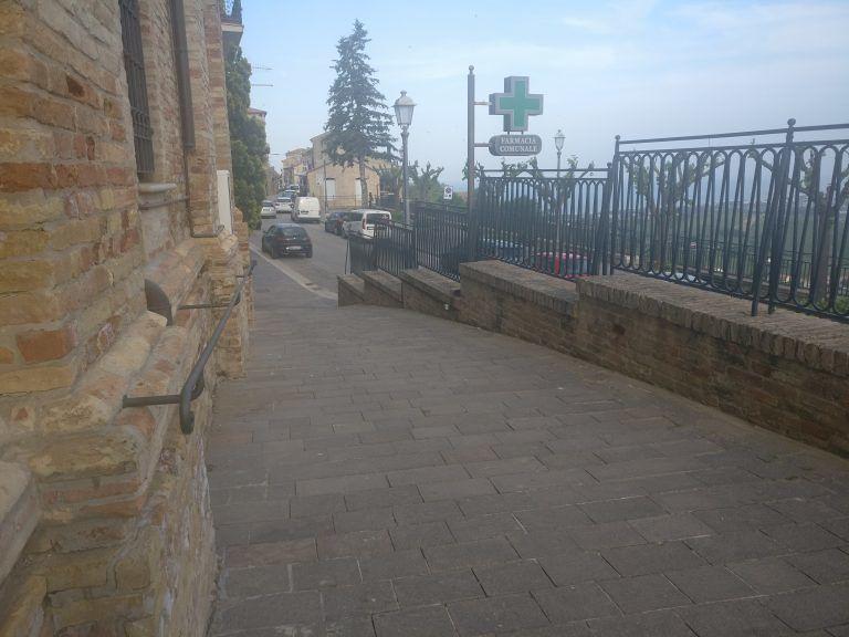 """Tortoreto, aree """"contese"""" nel centro storico: il Comune ne accerta la proprietà"""