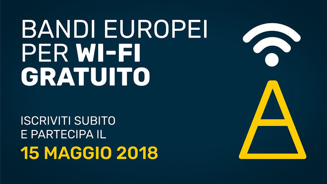 Nereto, il Comune aderisce al bando europeo per il Wi-Fi gratuito