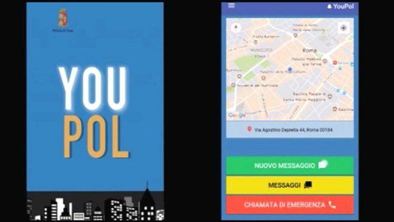 Pescara, arriva YouPol: l'app contro bullismo e spaccio di droga