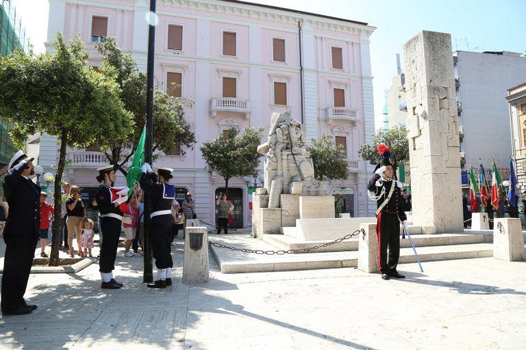 Il 2 giugno a Pescara: le parole di Mattarella in piazza Garibaldi