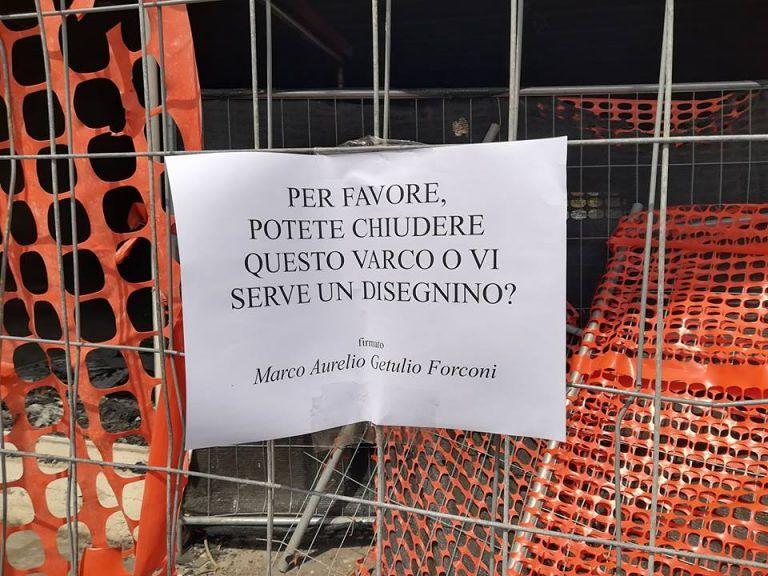 """Pescara, tunnel stazione: """"Tugurio in pieno centro"""" VIDEO"""